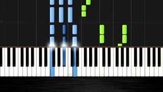 Coldplay - Miracles - Piano Cover/Tutorial by PlutaX (Unbroken) - Synthesia