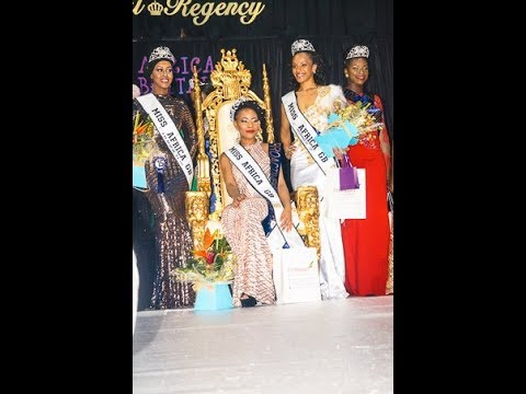 HIGHLIGHTS of Miss Africa GB 2017