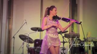 Прима Скрипка на мероприятие- электро скрипачка на корпоратив, свадьбу