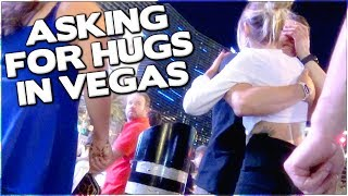 Asking Strangers For A Hug, Then This Happened...