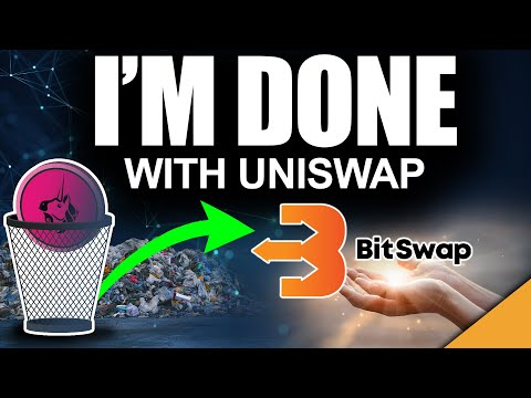 Why I'm DONE Trading Crypto on Uniswap (I'm Doing THIS Instead)