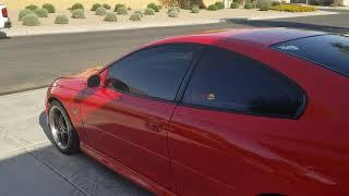 2006 Pontiac gto supercharged