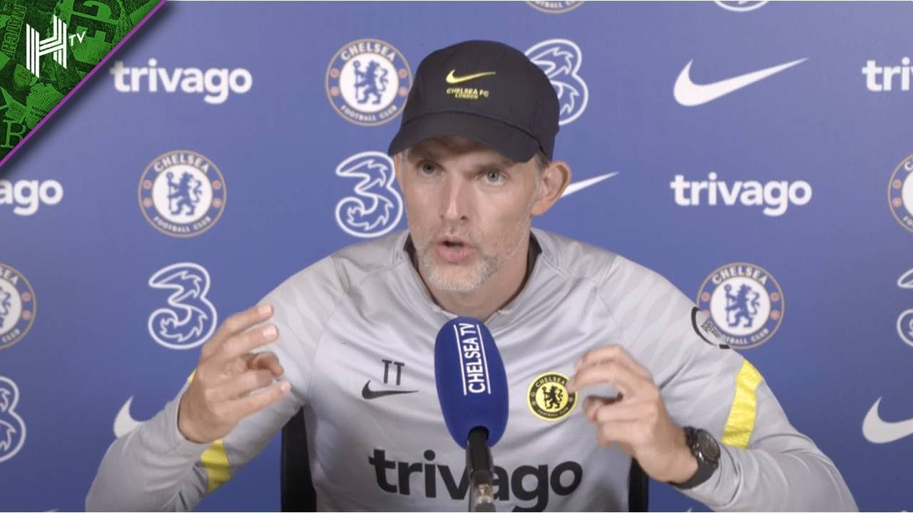 What Thomas Tuchel Demanded From Chelsea Players vs Aston ...