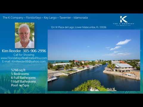Islamorada Waterfront Homes For Sale  Port Antigua