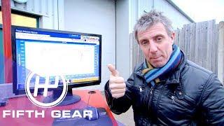 Fifth Gear Restoring Engine Power смотреть