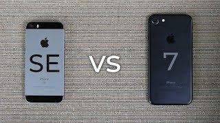 iPhone SE vs iPhone 7 - which should you buy? (2019 Comparison)