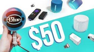 Top Tech Under $50 - August!