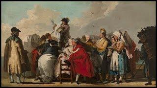 El siglo XVIII español, documental