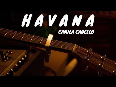 Camila Cabello  Havana Guitar Karaoke Version