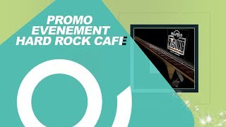 ECHO FILMS Paris - PROMO EVENEMENT - HARD ROCK CAFE - Junior Rodriguez