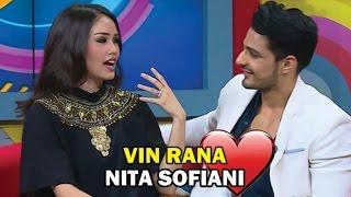 Rumpi Pengantin Nita Sofiani amp; Vin Rana Artis India Aktor Nakula Di Mahabarata