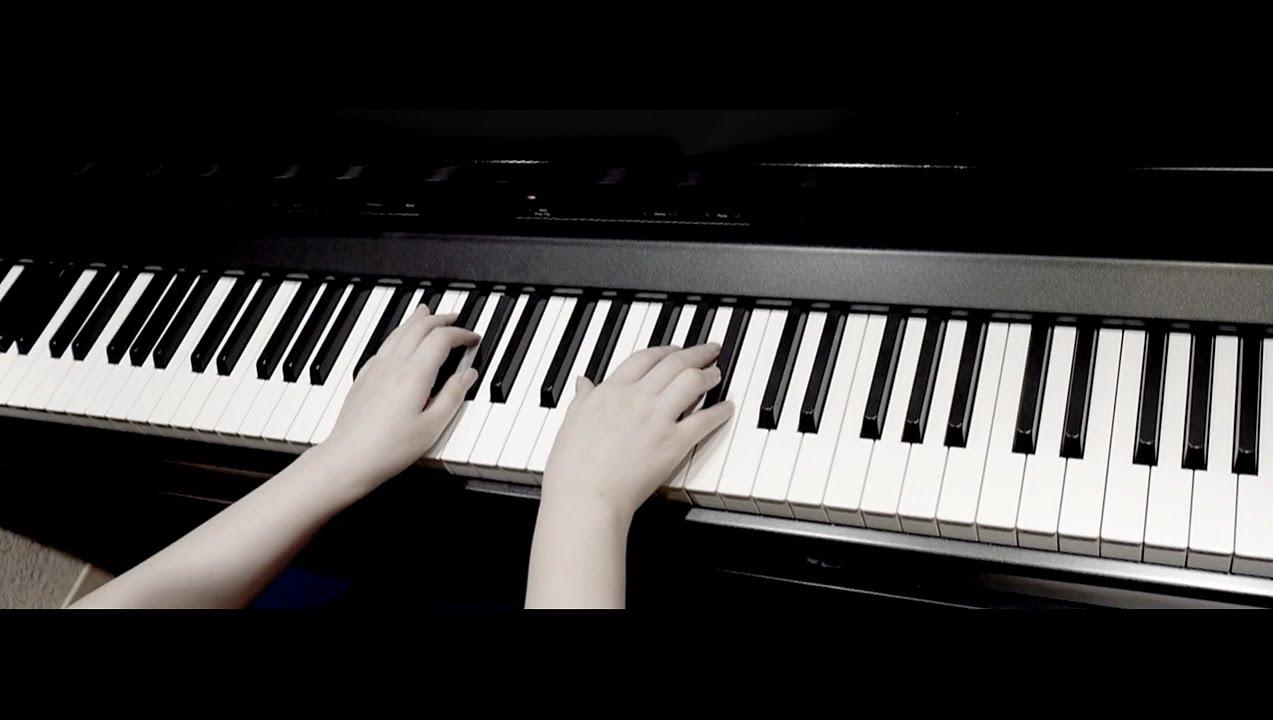 """""""유리어항 (One and Only)"""" EXO'rDIUM Dance Perf. BGM 피아노 커버 ..."""