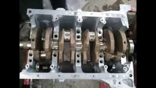 1994 honda prelude h22a1 dohc vtec racing engine build slideshow