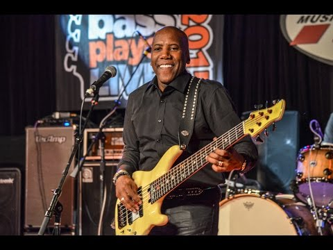 Bass Player Live! 2015: Nathan East Lifetime Achievement Award Presentation and Performance