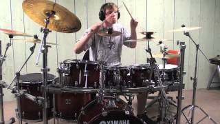 Breaking Benjamin - Polyamorous - Drum Cover