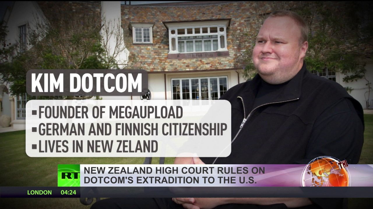 'We won but we lost anyway': Kim Dotcom eligible for extradition to US - High Court of NZ