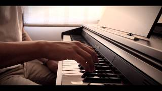 Tapion's Theme DBZ - (Piano Cov...
