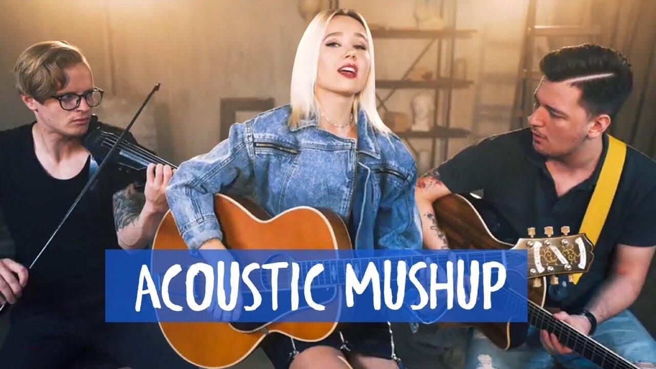 Клава Кока - Забери меня / Воспоминание (acoustic mushup)