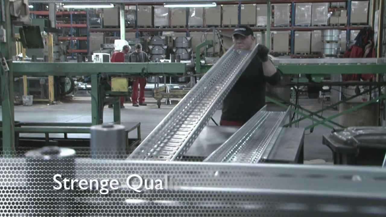 VERGOKAN Kabeltragsysteme - Unternehmensfilm - YouTube
