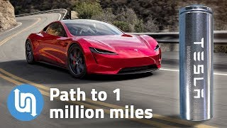 New Tesla Battery Jeff Dahn And 1 Million Miles