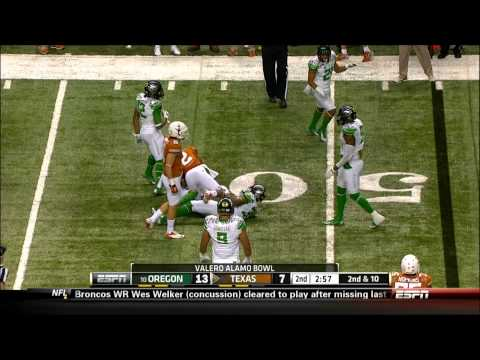 Oregon vs  Texas 2013 (Alamo Bowl) Ducks Highlights HD