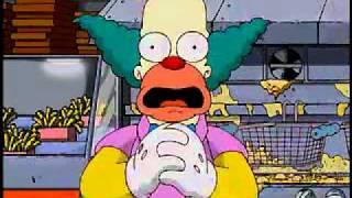 Burger King - Krusty Video