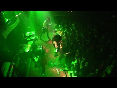 """VEKTOR """"Fast Paced Society"""" - LIVE @ Foufounes Electriques(Montreal, Qc)"""