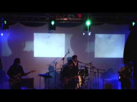Zinkplaat Album Launch in Stellenbosch