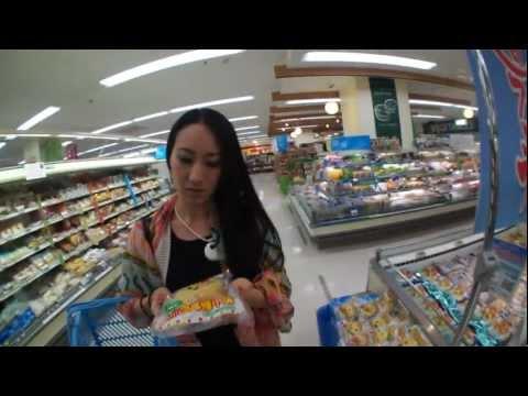 Shopping at Ito Yokado with Mrs. Rg and Rhyming