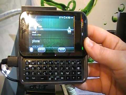 MWC 2010 - Acer neoTouch P300