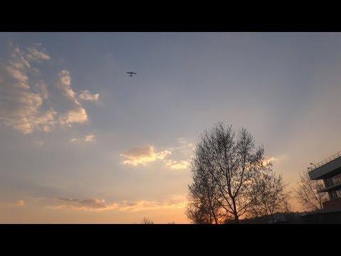 Самолетик пенопластовый доработка