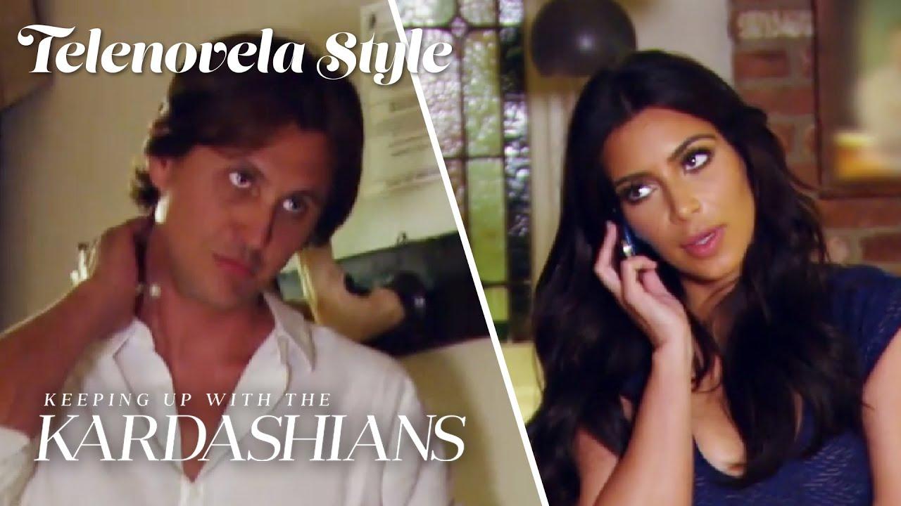 "Download Kim Kardashian's BFF Jonathan Is ""The Leak""?!   KUWTK Telenovelas   E!"