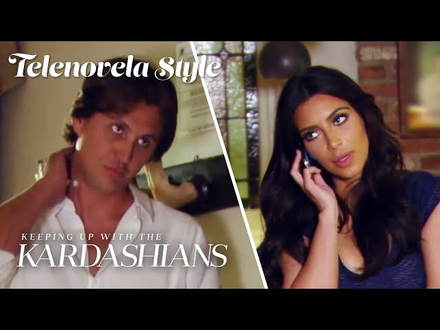 "Kim Kardashian's BFF Jonathan Is ""The Leak""?! 