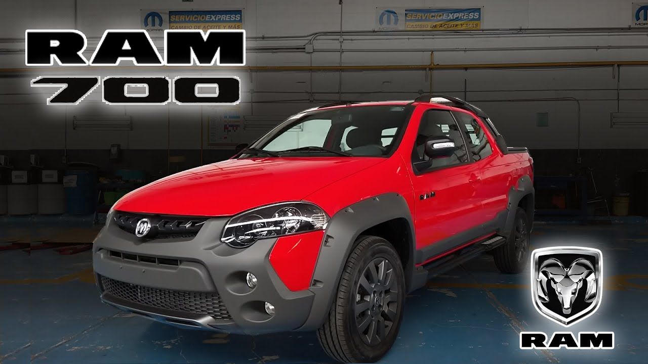 RAM 700 2020 - Reseña