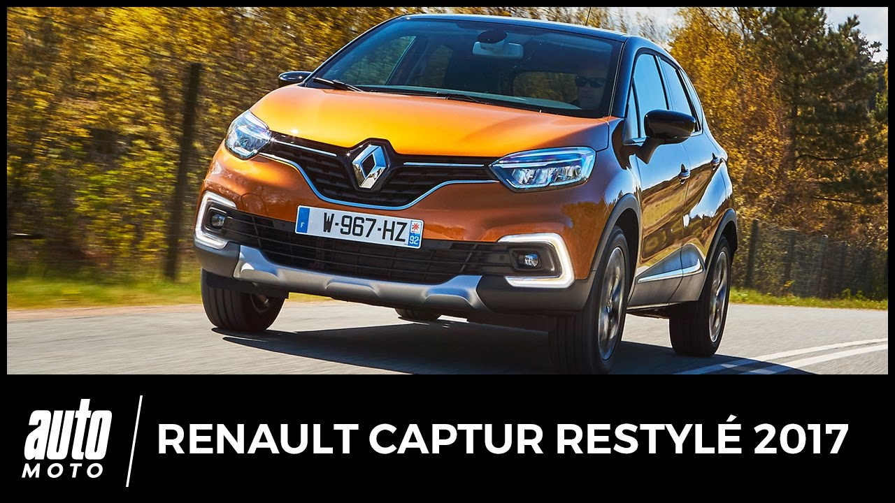 2017 nouveau renault captur essai un leadership. Black Bedroom Furniture Sets. Home Design Ideas