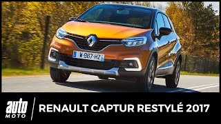 2017 Nouveau Renault Captur [ESSAI] : un leadership à assurer (avis, performances, prix...)