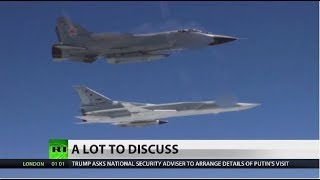 Putin at the White House: US Missiles on the Agenda
