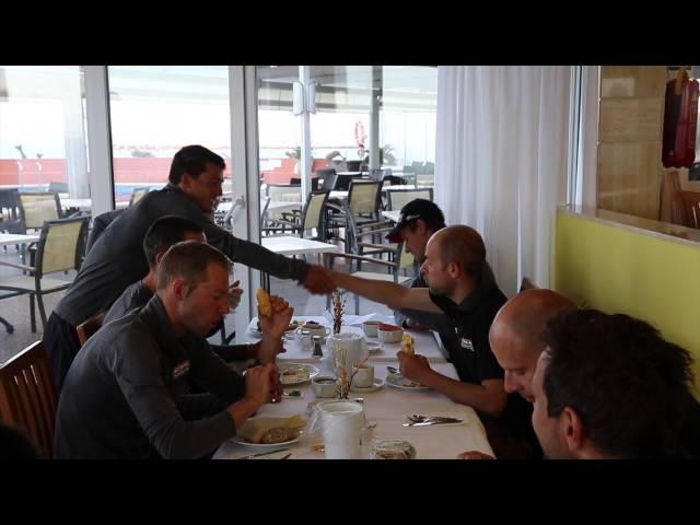 Uplace-BMC team training camp in Mallorca: 29 April