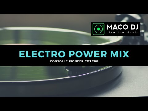 Maco Dj - Electro Dance Selection Mix 2015  | www.macodjeventi.com