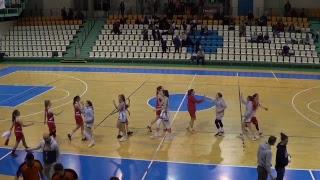 BKM Junior UKF Nitra - BK ŠKP 08 B.Bystrica