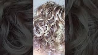 Крупная биозавивка  волос  от Bianca Lux