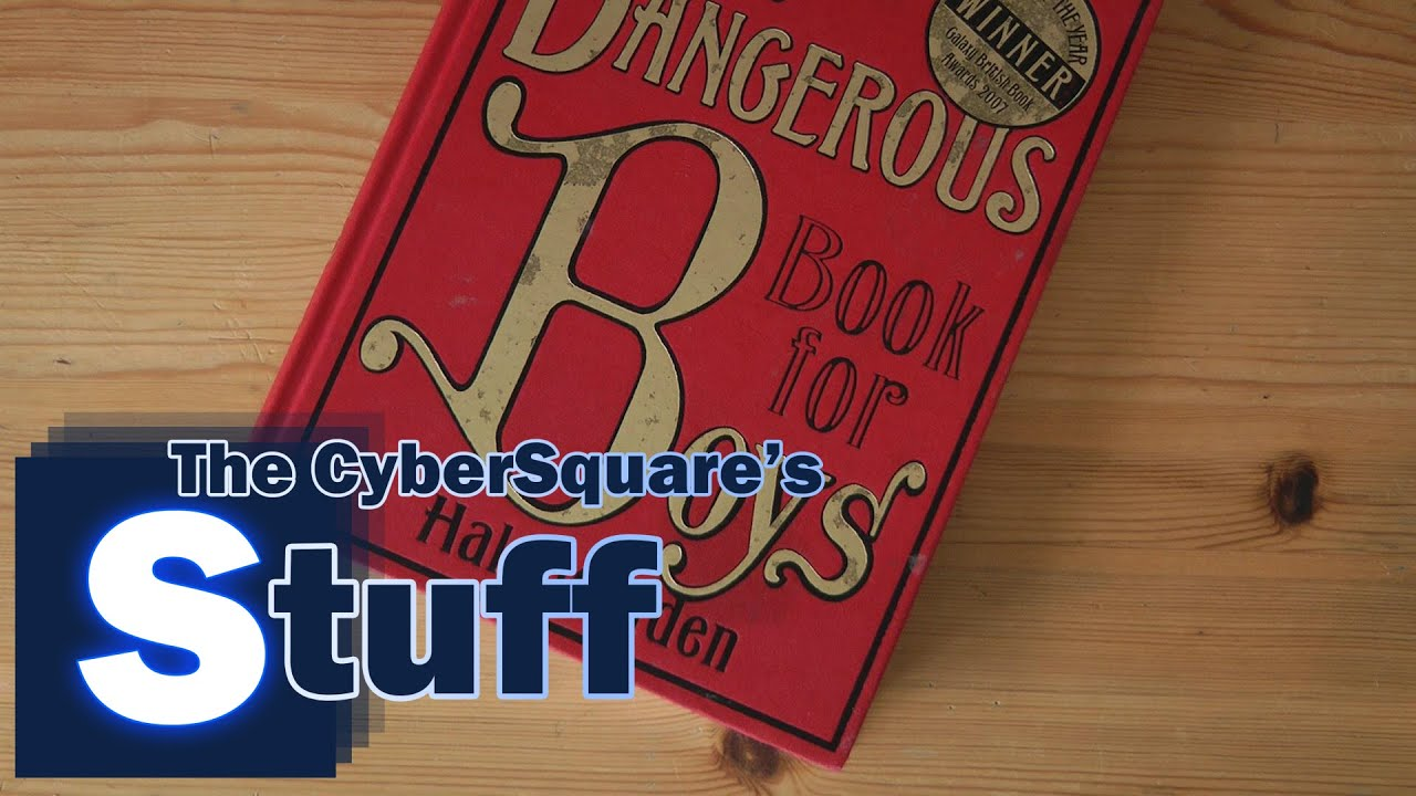 Download The Dangerous Book for Boys