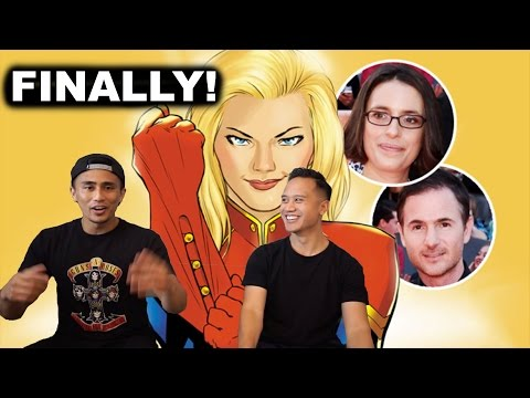 Anna Boden & Ryan Fleck Directing Captain Marvel, No RRated MCU Movies