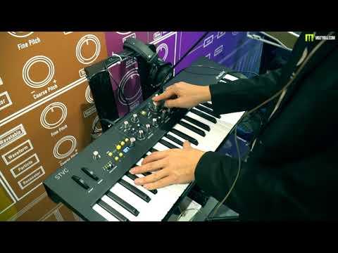 Nagrania dla muzykuj.com – Waldorf STVC  – musikmesse 2018 gra: Kamil Barański www.muzykuj.com