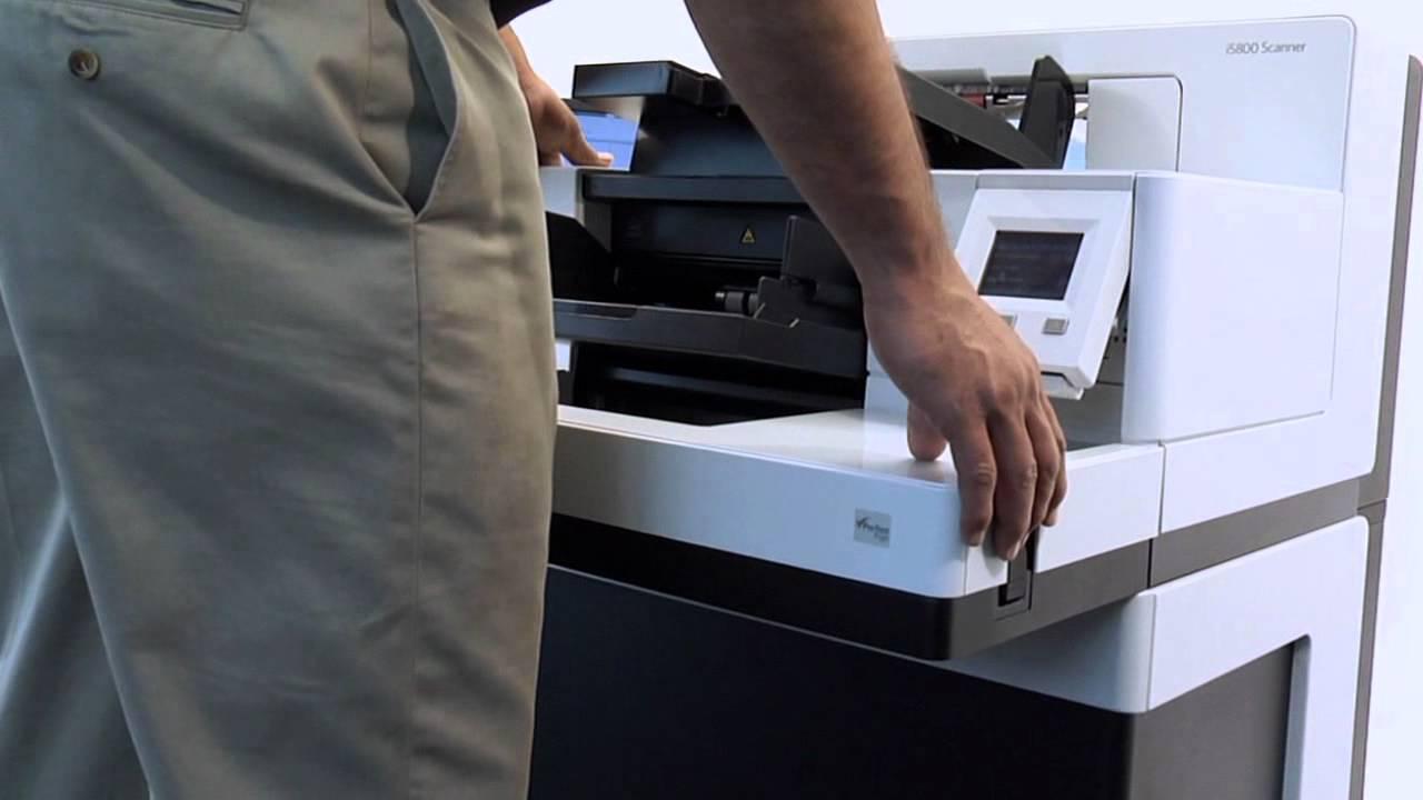 KODAK i5800 Scanner Driver for PC