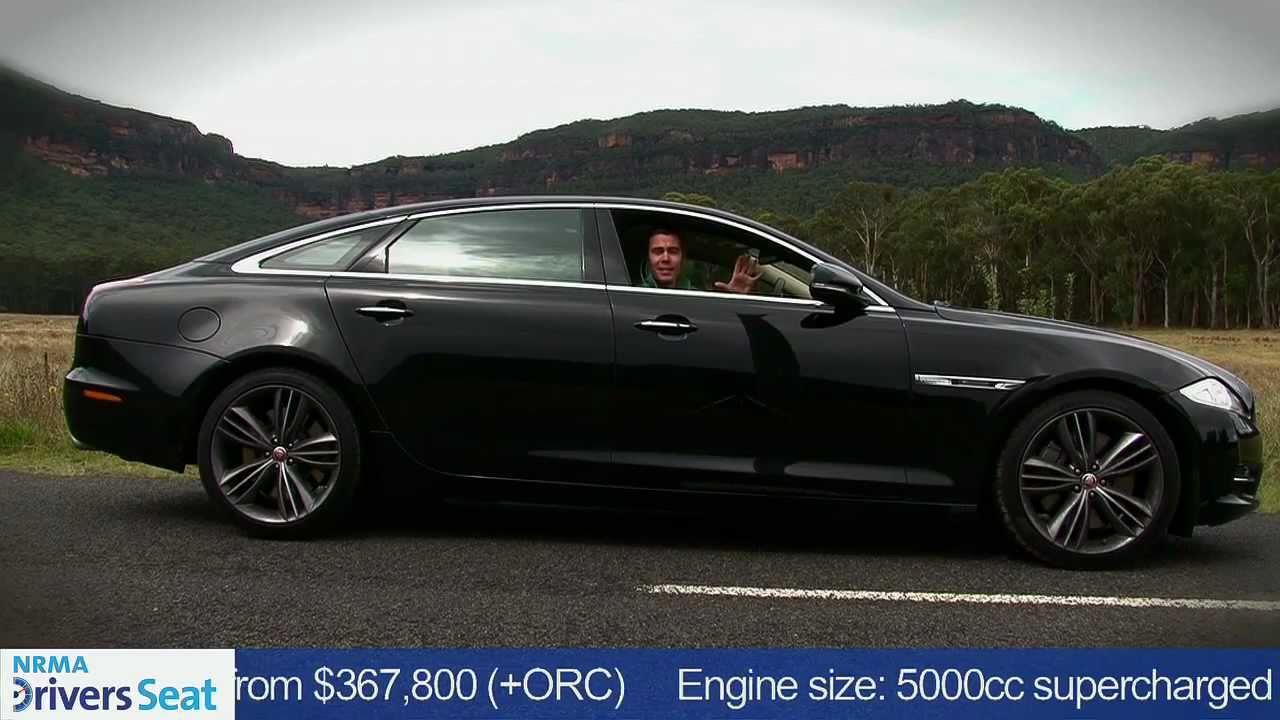 2011 | Jaguar | Supersport LWB | NRMA Car Reviews   YouTube