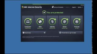 AVG Internet Security 2016 Serial Keys