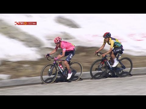 Tour de Suisse 2021: Stage 8 Full Highlights