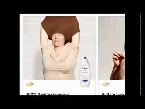 Dove Commercial Advertisement (Full Ad)