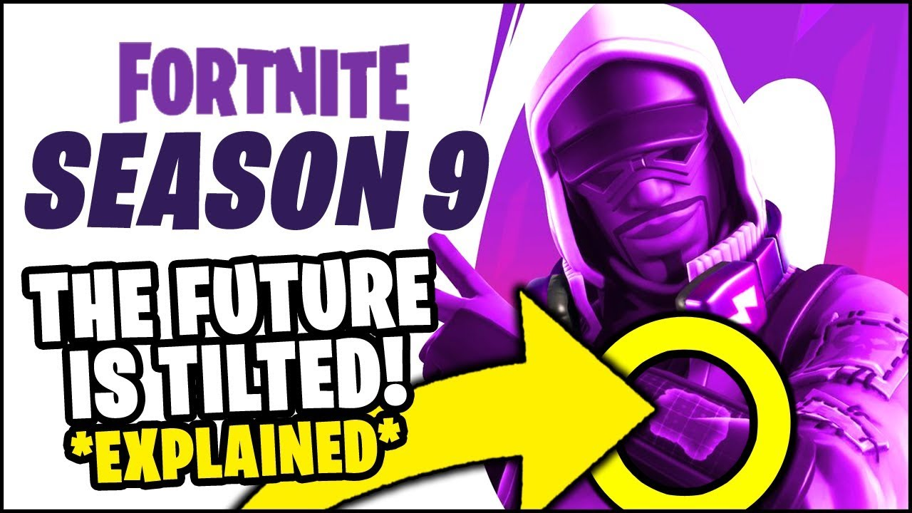 What NEO could mean in Fortnite season 9 teasers